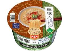 日清食品 日清麺職人 蘭州ラーメン風ピリ辛牛だしそば カップ76g