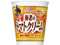 日清食品 カップヌードル 海老の濃厚トマトクリーム カップ79g