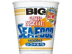 日清食品 カップヌードル シーフードヌードル ビッグ カップ104g