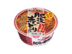 日清 ラーメン屋さん 肥後の赤どり仕立てスープ 醤油味 カップ96g