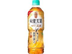 コカ・コーラ 爽健美茶 健康素材の麦茶 ペット600ml