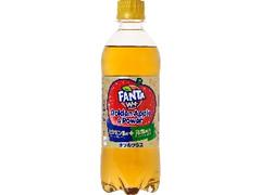コカ・コーラ ファンタ W+ ゴールデンアップル&パワー ペット490ml