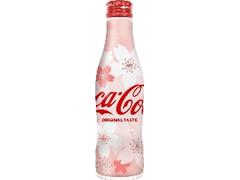 コカ・コーラ コカ・コーラ スリムボトル 2018年 桜デザイン 缶250ml