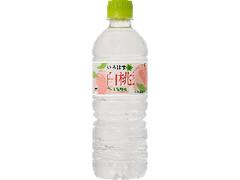 コカ・コーラ い・ろ・は・す 白桃 ペット555ml