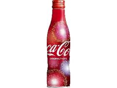 コカ・コーラ コカ・コーラ スリムボトル 2018年 花火デザイン ボトル250ml