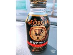 ジョージア 香るブラック 缶290ml