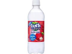 コカ・コーラ ファンタ よくばりミックス ライチ+ソルト ペット490ml
