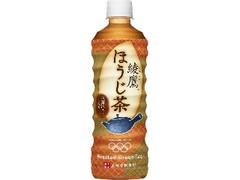 コカ・コーラ 綾鷹 ほうじ茶 和柄デザインボトル ペット525ml