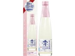 タカラ 松竹梅白壁蔵 澪 WHITE スパークリング清酒 瓶300ml