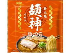 明星食品 麺神 神太麺×旨 味噌