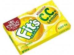 ロッテ フィッツ C.C.レモン味 箱12枚