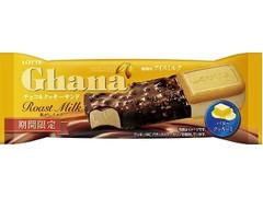 ロッテ ガーナ チョコ&クッキーサンド ローストミルク 袋76ml