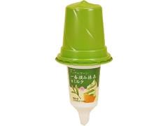ファミリーマート ロッテ ワッフルコーン 一番摘み抹茶&ミルク