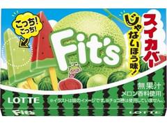 ロッテ Fit's スイカバーじゃないほう味! 箱12枚