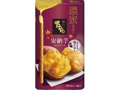 ロッテ 味わい濃蜜トッポ 安納芋 箱2袋