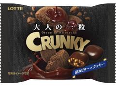 ロッテ 大人の一粒クランキー ポップジョイ 深みビター×クッキー