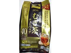 トップバリュ セレクト 国産二段焙煎 むぎ茶 ティーバッグ 袋12.5g×40
