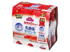 トップバリュ 糖質45%オフ 乳酸菌ドリンク