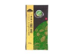 トップバリュ セレクト 一番摘み煎茶 袋100g