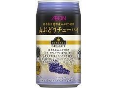 トップバリュ セレクト 山ぶどうチューハイ 缶350ml