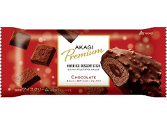 赤城 イベールアイスデザート スティックチョコレート 袋85ml