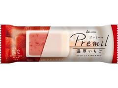赤城 プレミール 濃厚いちご 袋85ml