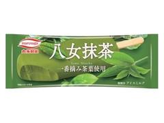 丸永 八女抹茶バー 袋85ml