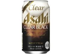 アサヒ クリアアサヒ クリアブラック 缶350ml