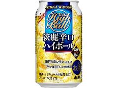 ニッカ 淡麗辛口ハイボール 缶350ml