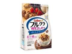 カルビー フルグラ 糖質25%オフ 袋600g