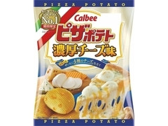 カルビー ピザポテト 濃厚チーズ味 袋60g