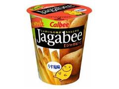 カルビー Jagabee うす塩味 カップ40g