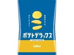 カルビー ポテトデラックス マイルドソルト味 袋50g