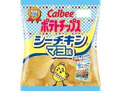 カルビー ポテトチップス シーチキンマヨ味 袋55g