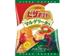 カルビー ピザポテト マルゲリータ味 袋60g