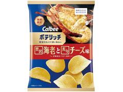 カルビー カルビー ポテリッチ 贅沢海老と炙りチーズ味