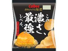 カルビー ポテトチップス 極濃チェダーチーズ味 袋60g