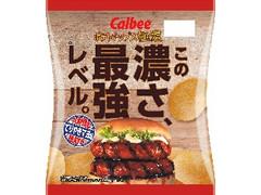 カルビー ポテトチップス 極濃てりやきマヨ味 袋60g