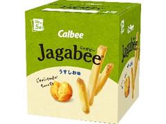 カルビー Jagabee うすしお味 箱16g×5