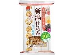 三幸製菓 素材派うす焼 新潟仕込み 袋90g