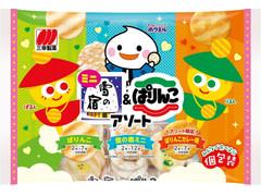 三幸製菓 雪の宿ミニ&ぱりんこアソート