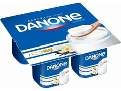 ダノン ダノンヨーグルト バニラ風味 カップ75g×4
