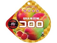 UHA味覚糖 コロロ 梅