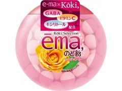UHA味覚糖 e‐maのど飴 ローズマンゴー 33g