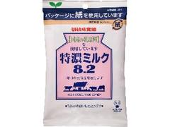 UHA味覚糖 特濃ミルク8.2 袋88g