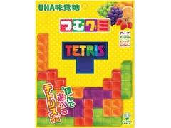 UHA味覚糖 つむグミ TETRIS