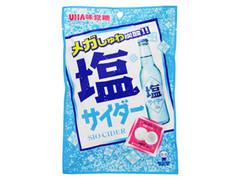 UHA味覚糖 塩サイダー 袋72g