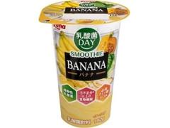 日本ルナ 乳酸菌DAY スムージー バナナ