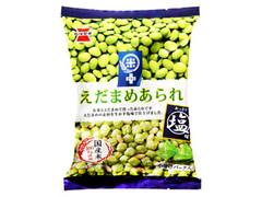 岩塚製菓 米プラス えだまめあられ あっさり塩味 袋70g