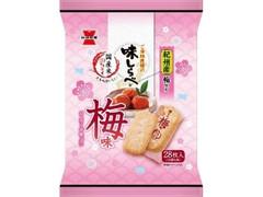 岩塚製菓 味しらべ 梅味 袋28枚